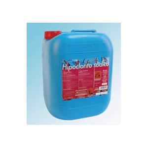Garrafa de Hipoclorito sódico 30 K.