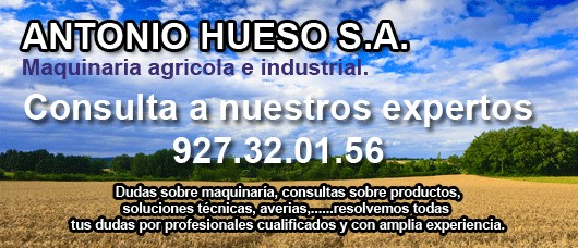 ANTONIO HUESO S.A.